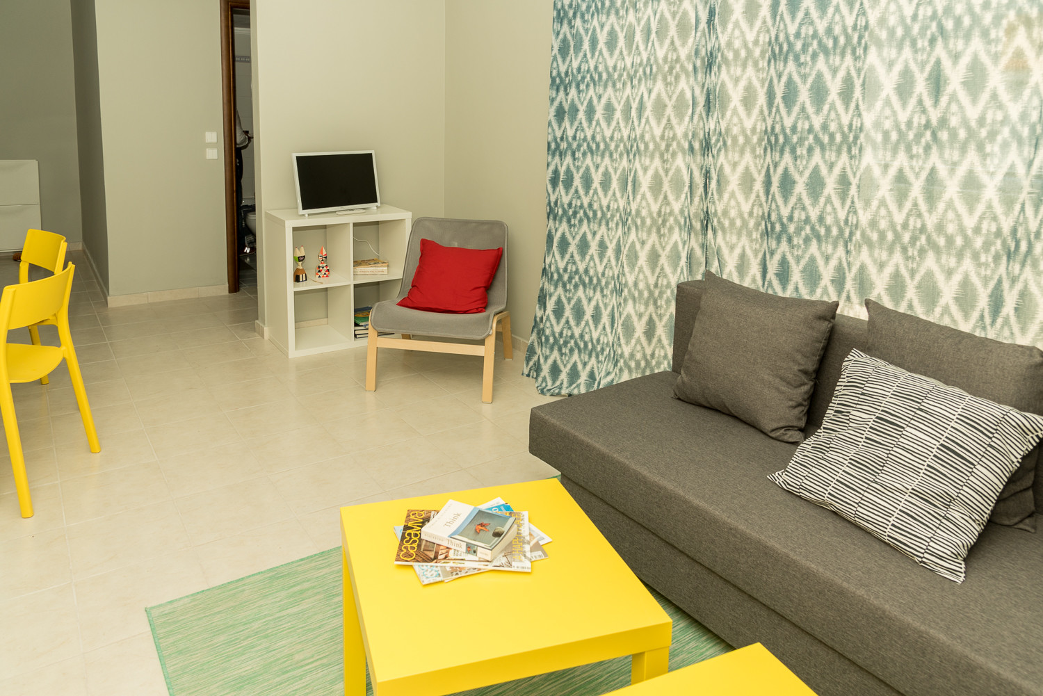 Functional and youthful apartment in Thessaloniki