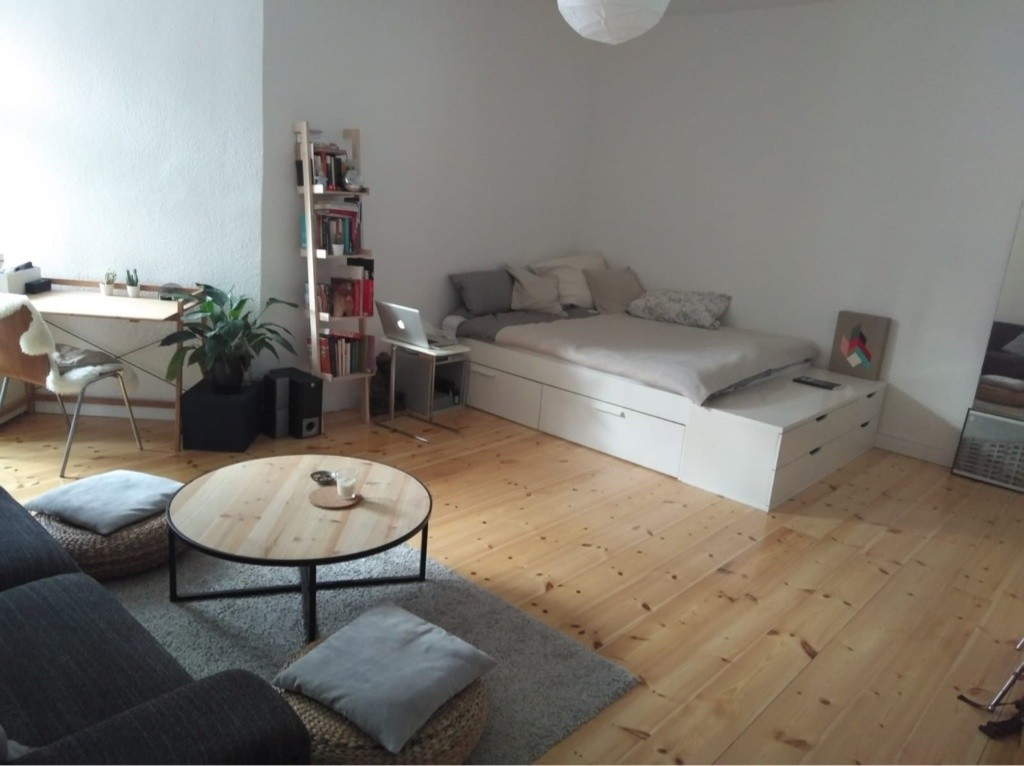 Furnished 1 Bedroom Apartment For Rent In Mitte Berlin Room For Rent Berlin