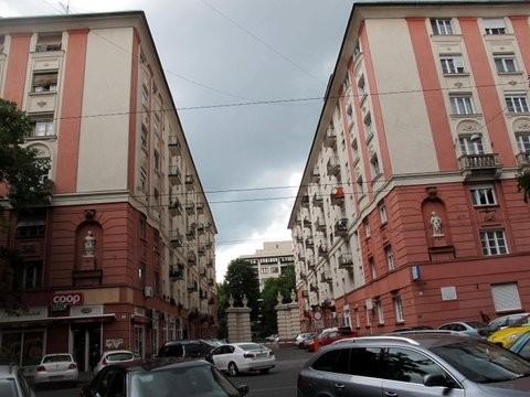 Budapest,  Damjanich u. 40