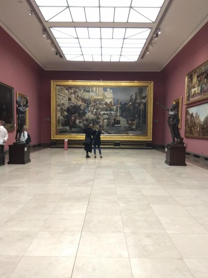 Galeria Sztuki Polskiej XIX wieku w Sukiennicach