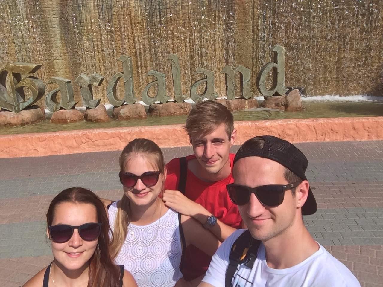 Gardaland !