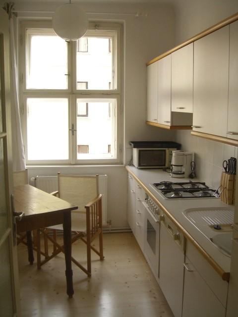 Gemütliche individuell eingerichtete kleine Wohnung zum Wohlfühl