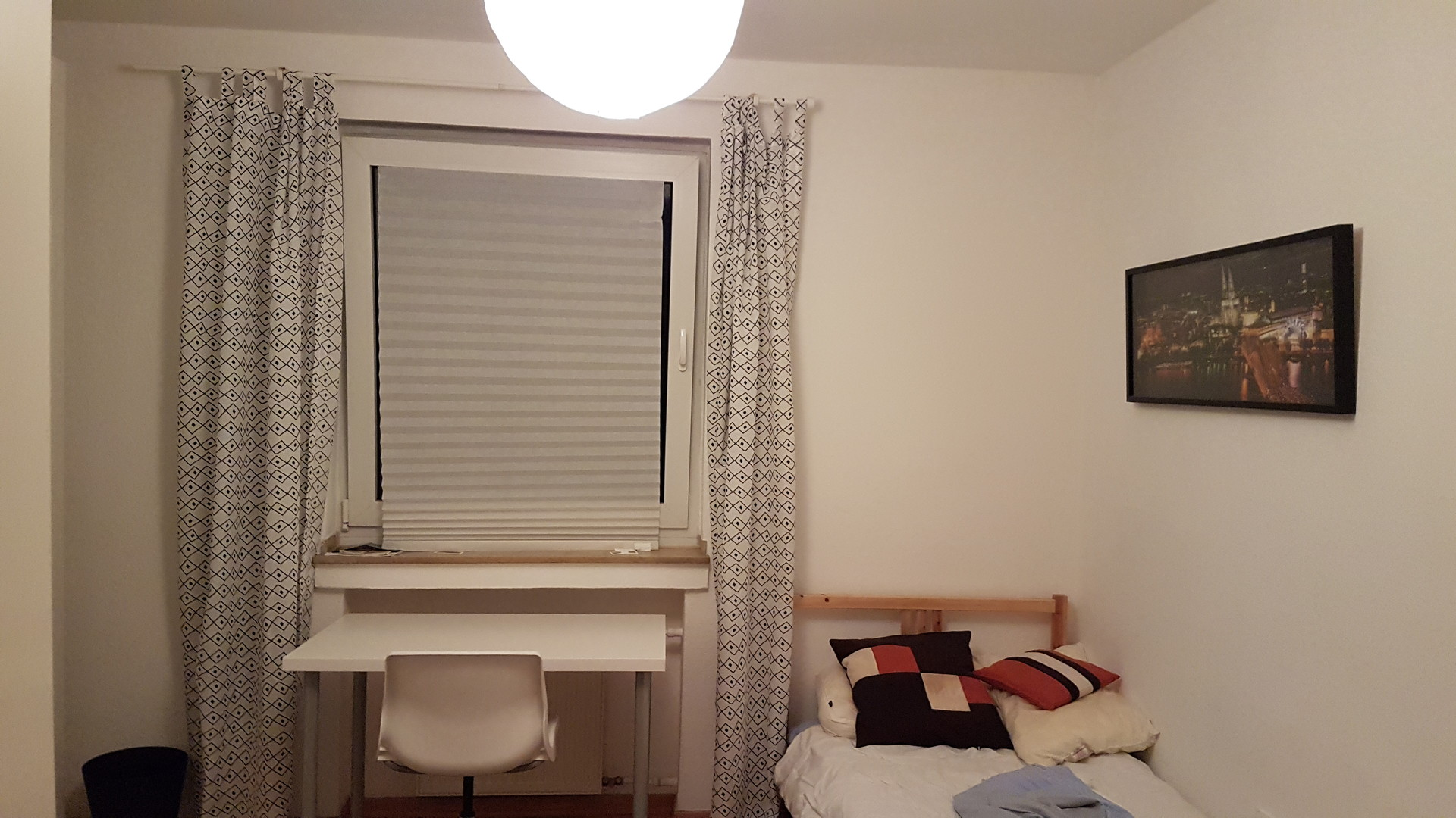 Gemütliche Zimmer in der nehe von University