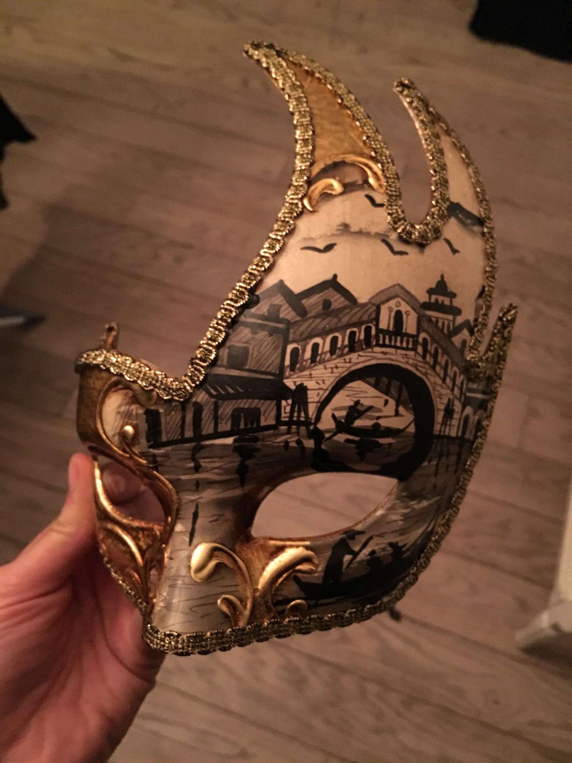 Get lost in the magic of Venetian Carnival