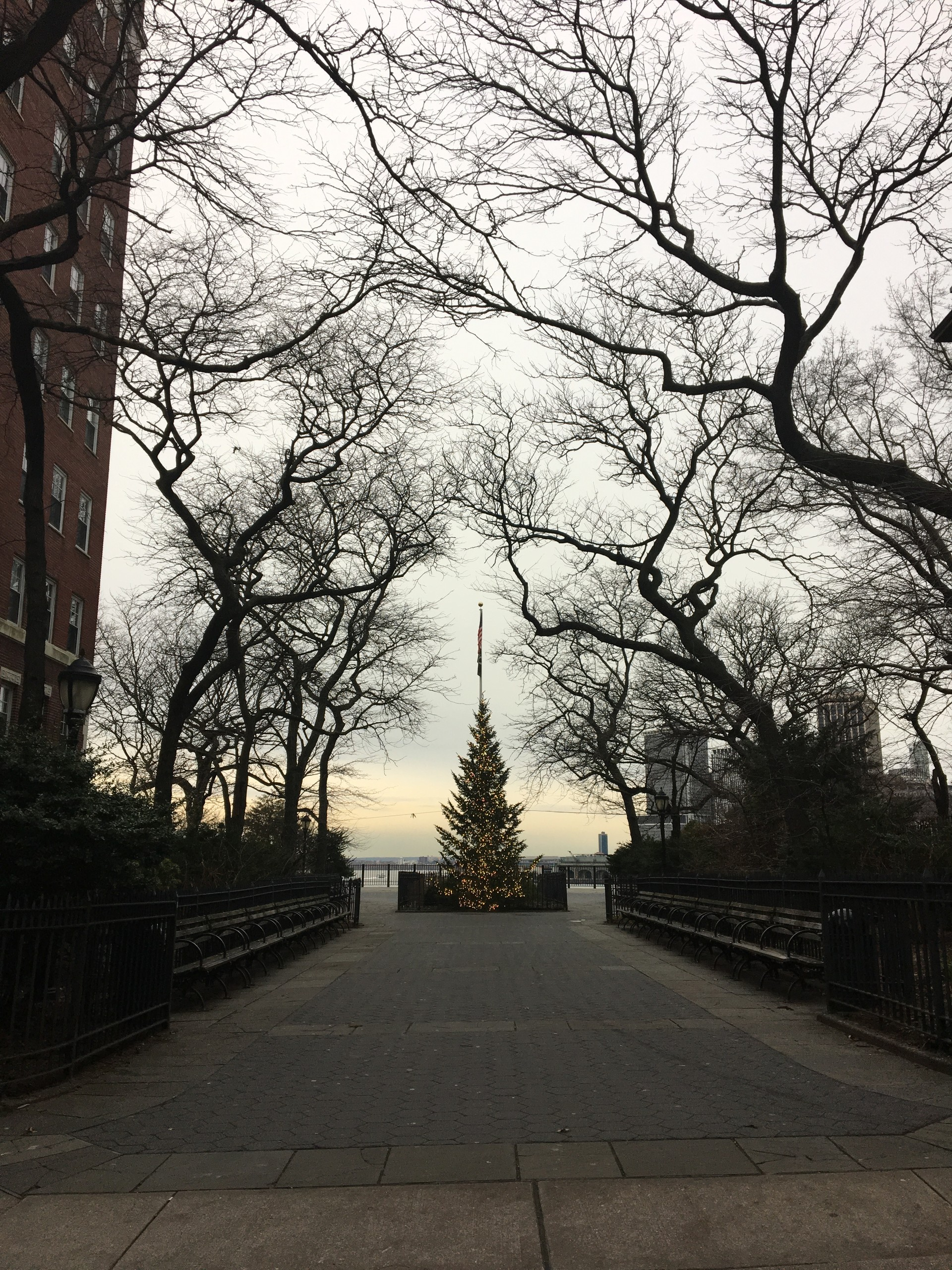 Giorno 10 a New York: tramonto a Brooklyn Heights
