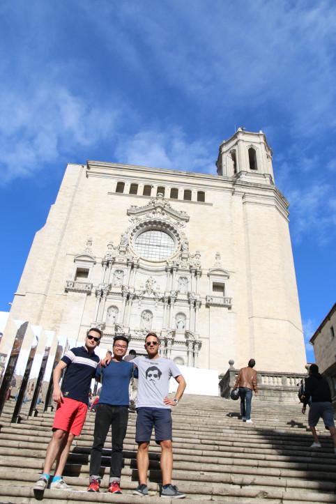 Girona - Game of Thrones season 6