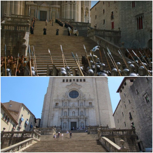 Girona Game Of Thrones Season 6 Erasmus Blog Girona Spain