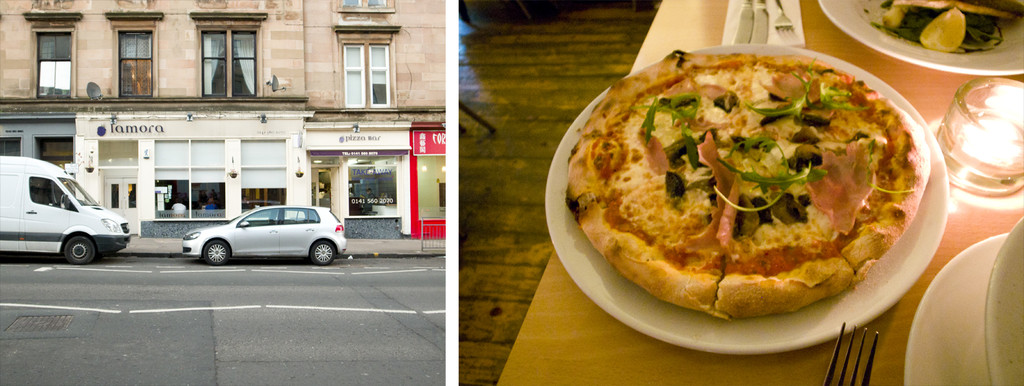 Glasgow: the city of food, drink and dancing