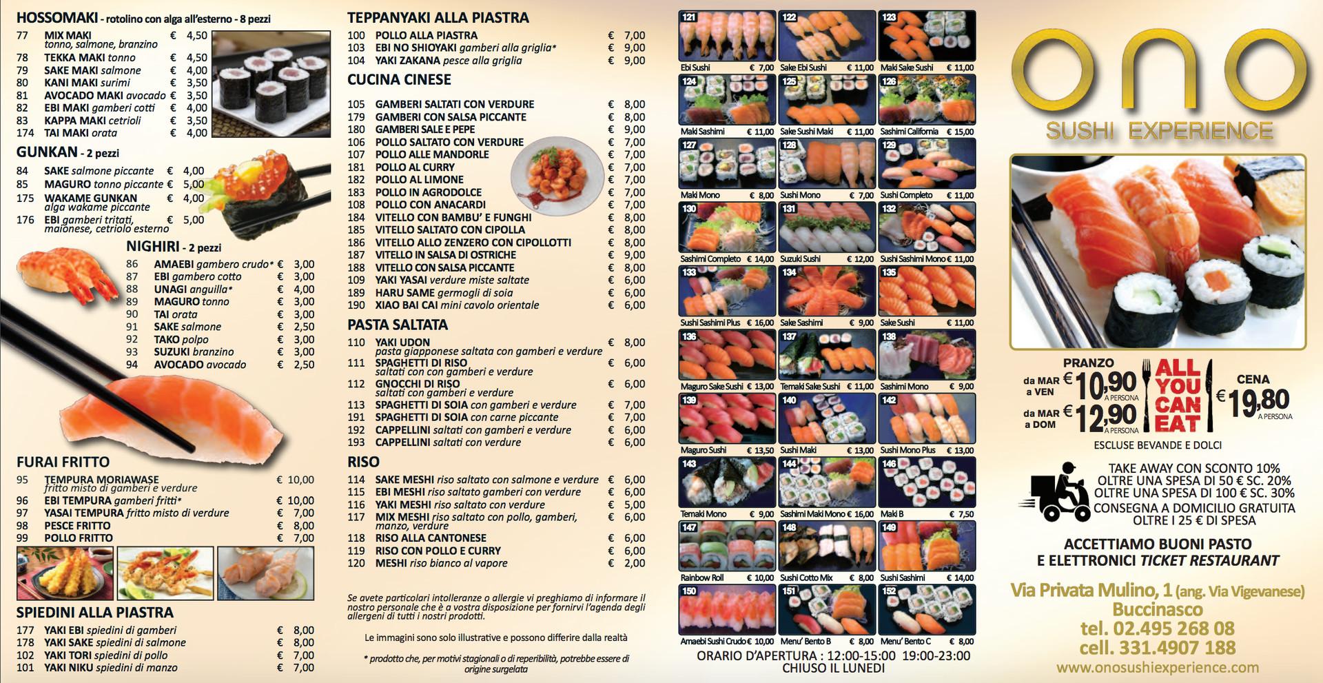 Good Sushi.