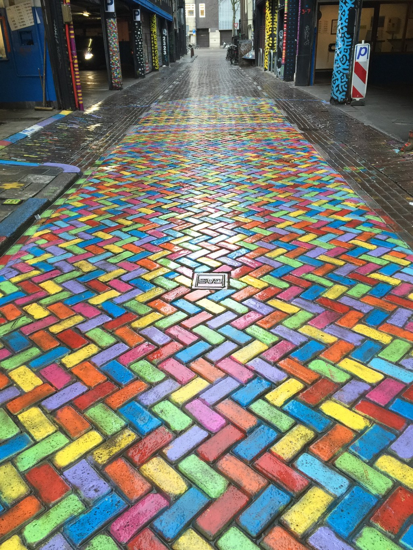 Graffitis En Spuistraat Amsterdam Que Ver En Amsterdam - Graffitis-en-casa