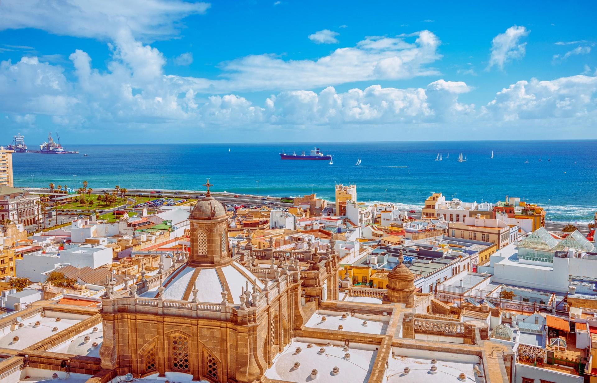 Gran Canaria, magiczna wyspa!