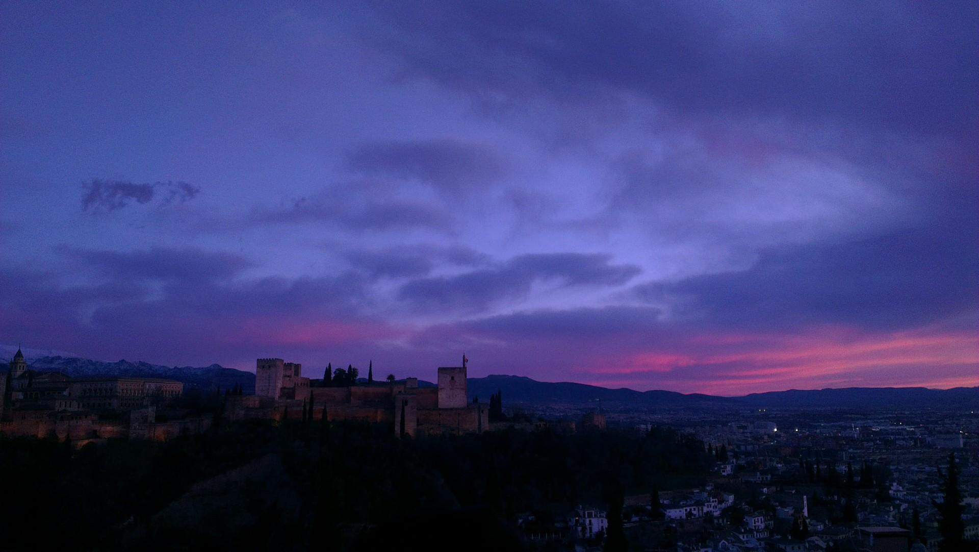 Granada, de Erasmusstad bij uitstek
