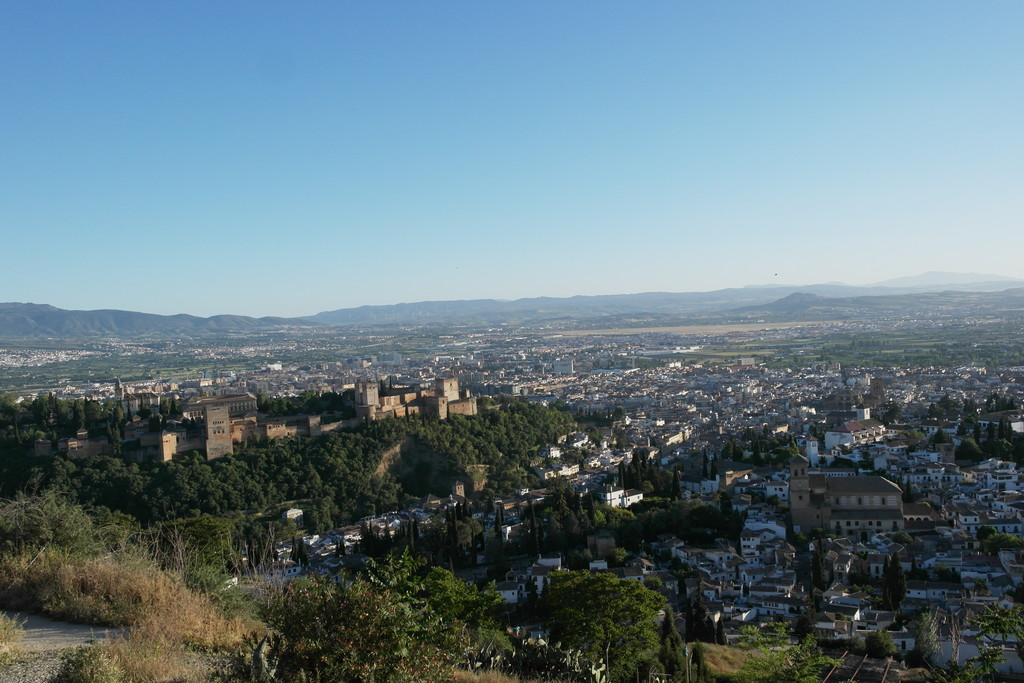 Granada's most charming Lookout Point