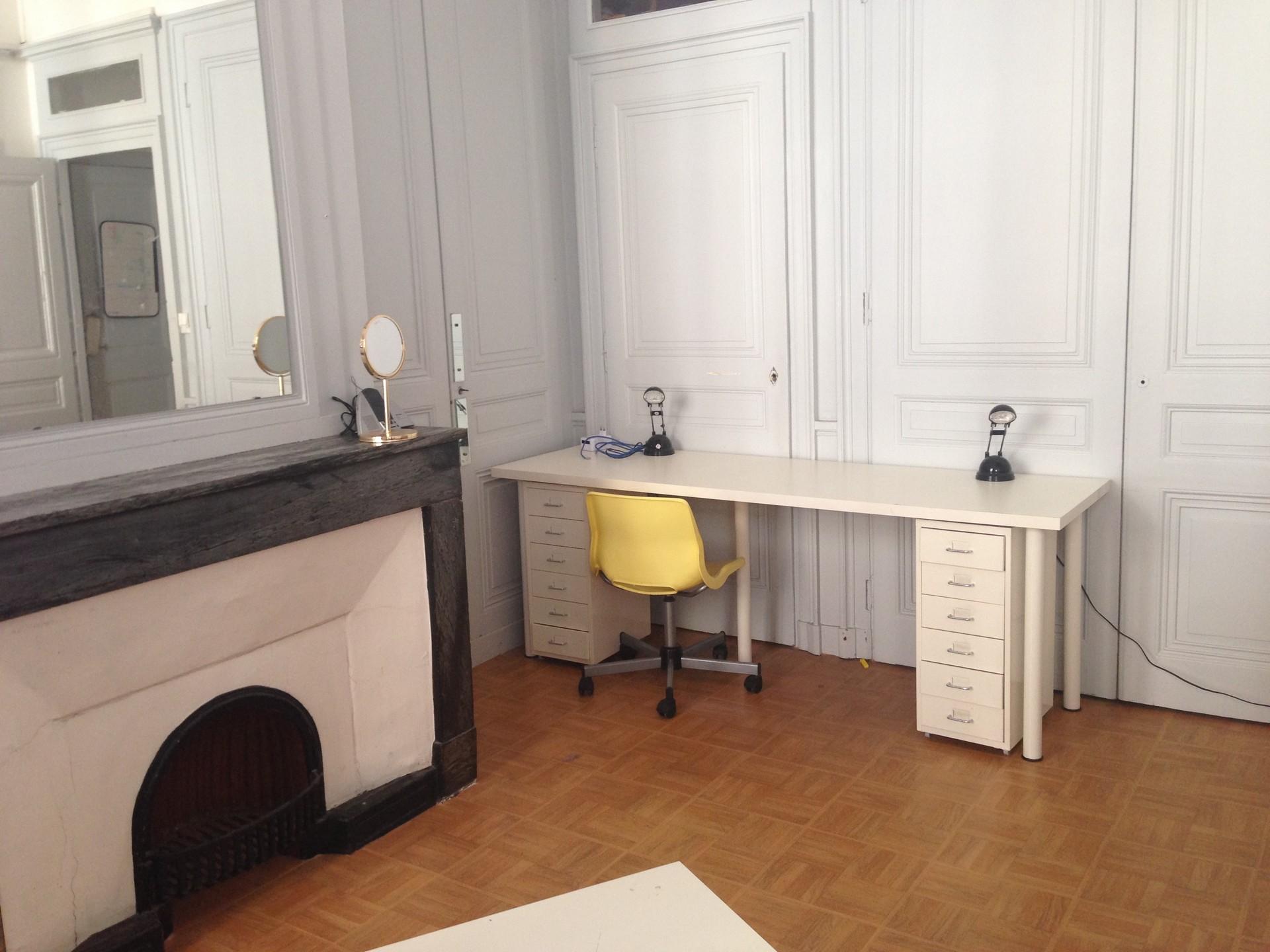 Grande chambre au centre de Lyon