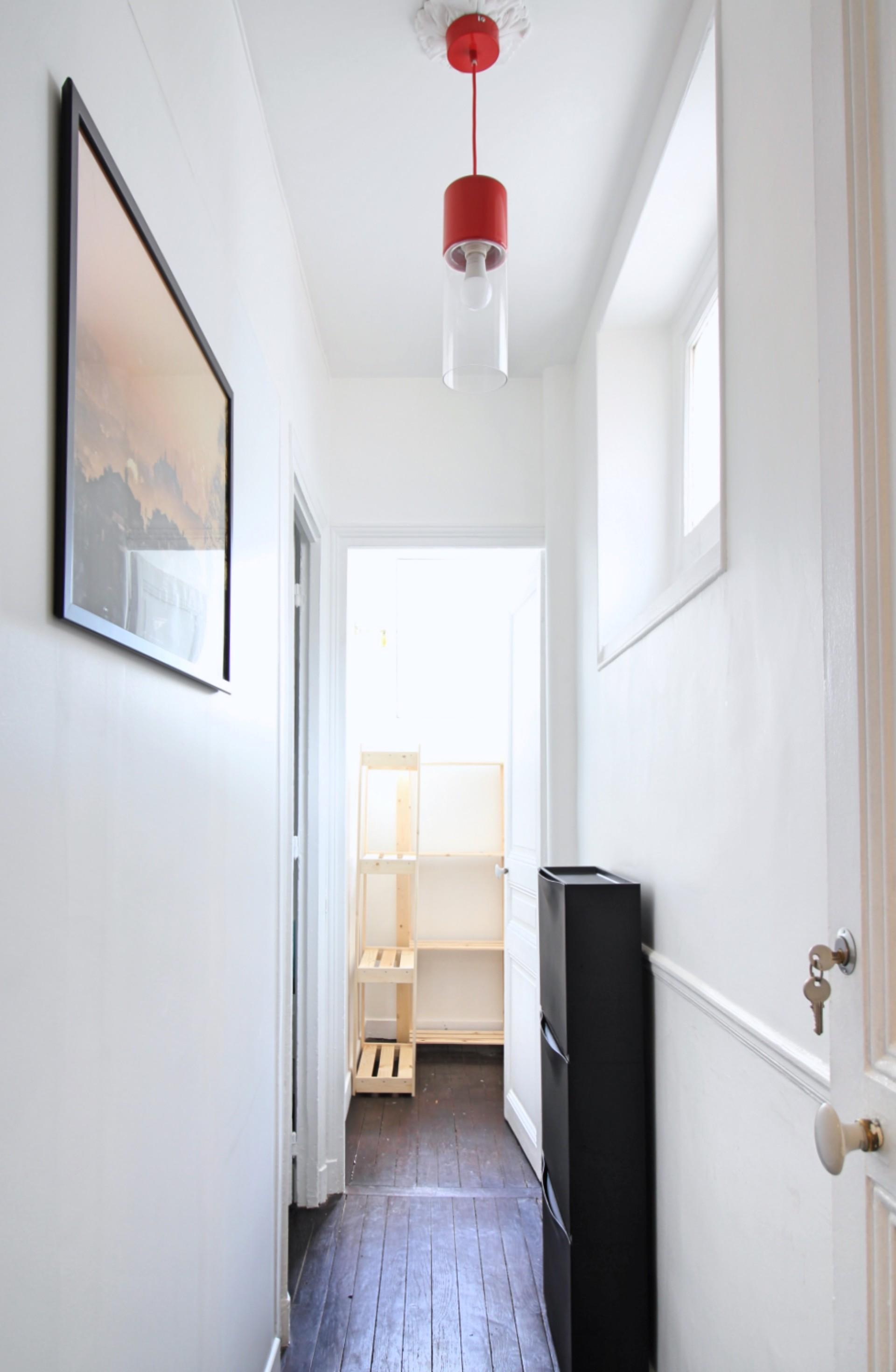 Piece A Vivre Parquet room for rent in paris: share this comfortable apartment
