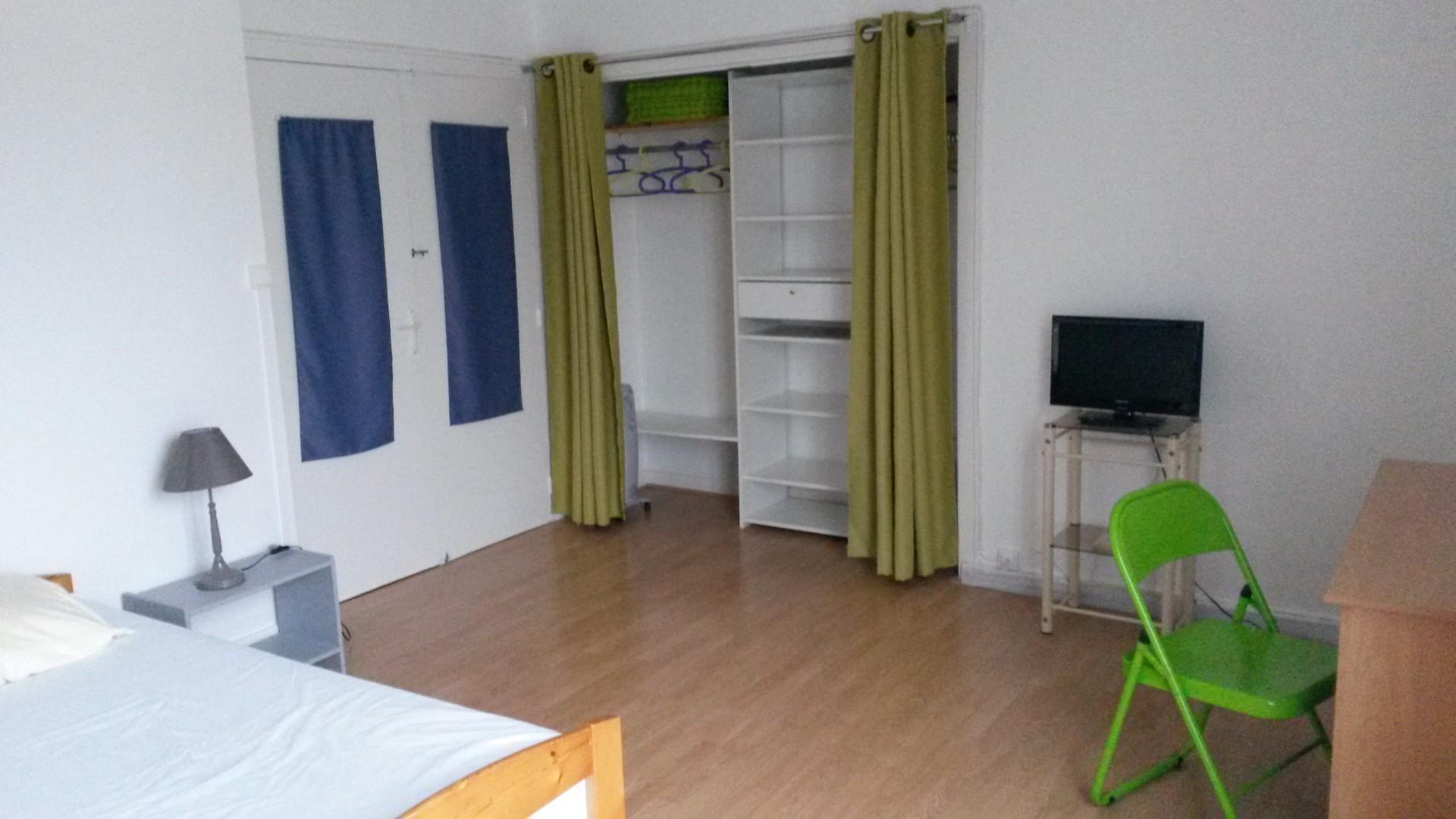Grande chambre de 17 m² dans appartement en colocation  3