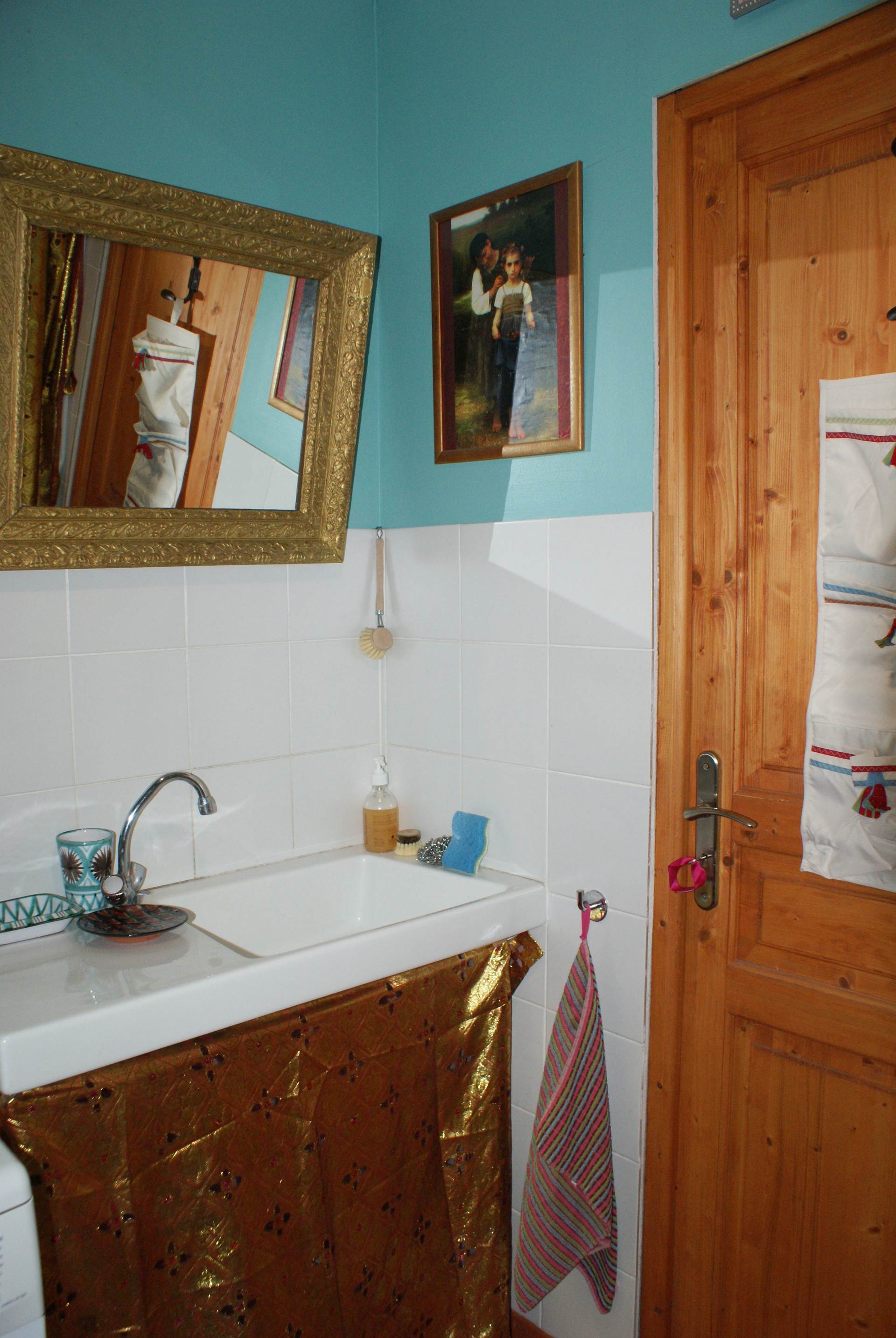 Grande chambre indépendante avec salle d\'eau, chez l\'habitant ...