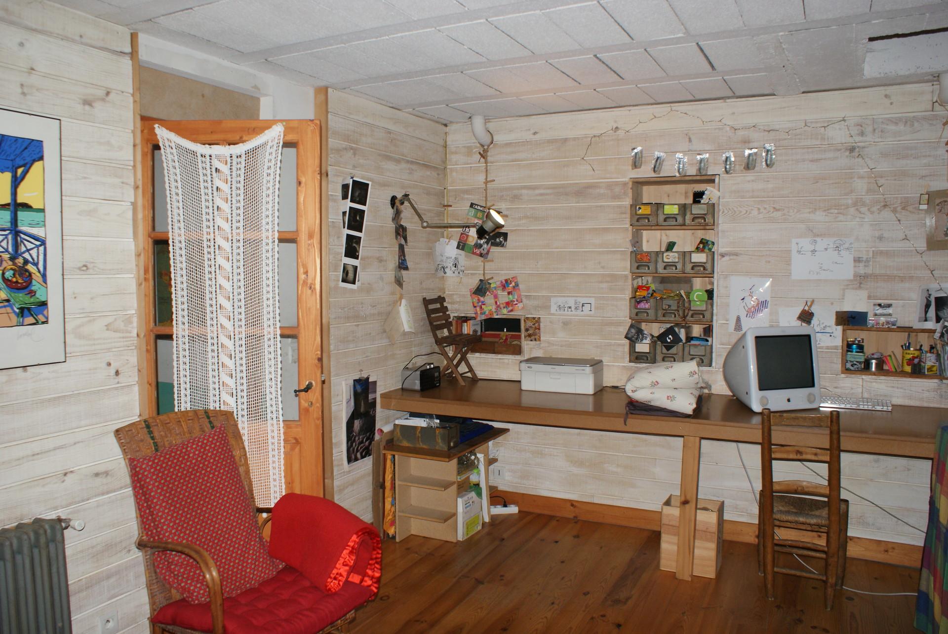 grande chambre ind pendante avec salle d 39 eau chez l 39 habitant location chambres bordeaux. Black Bedroom Furniture Sets. Home Design Ideas