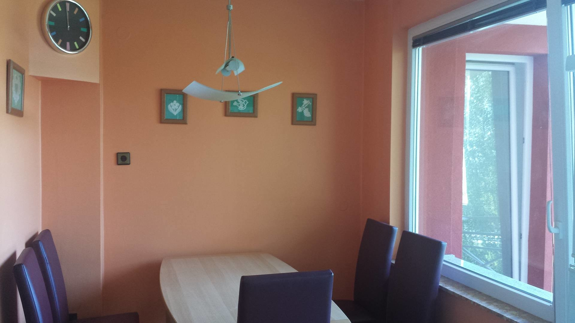 Great double room - shared with Slovenian student (girl)
