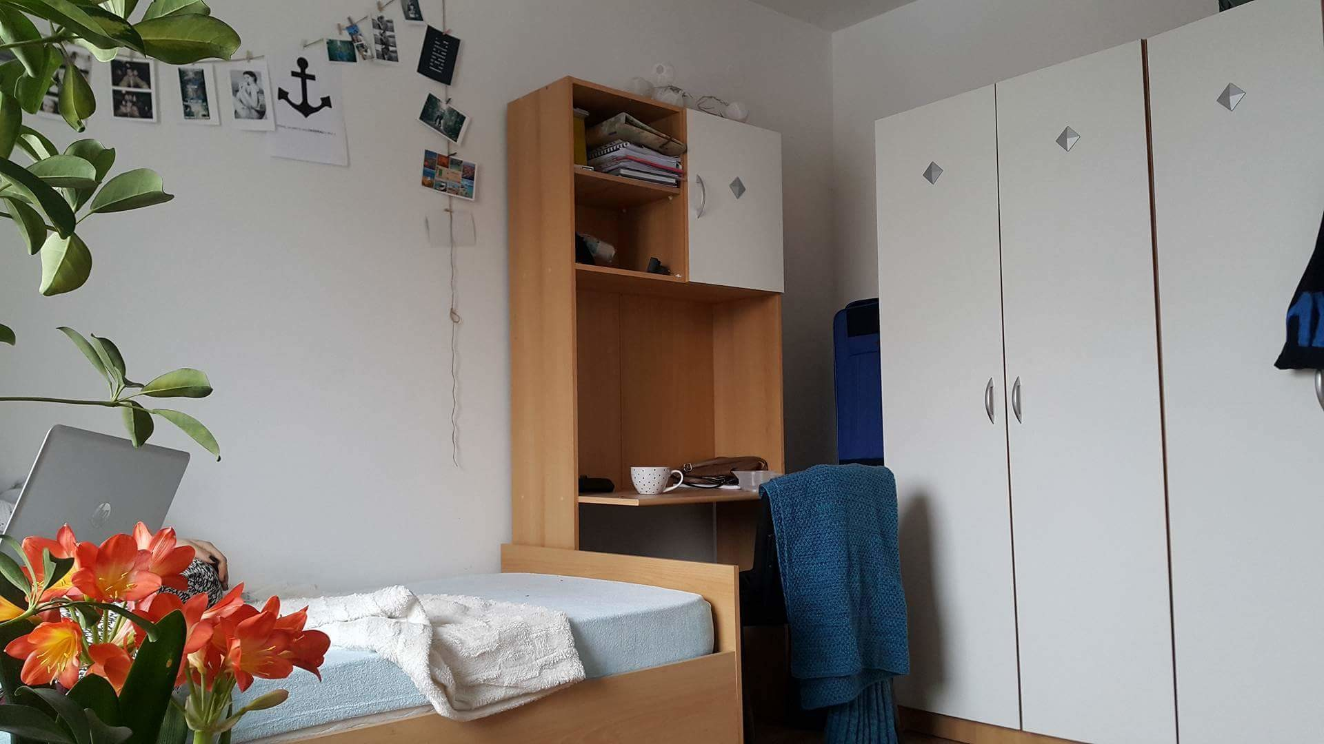 Great double room - can be also single use