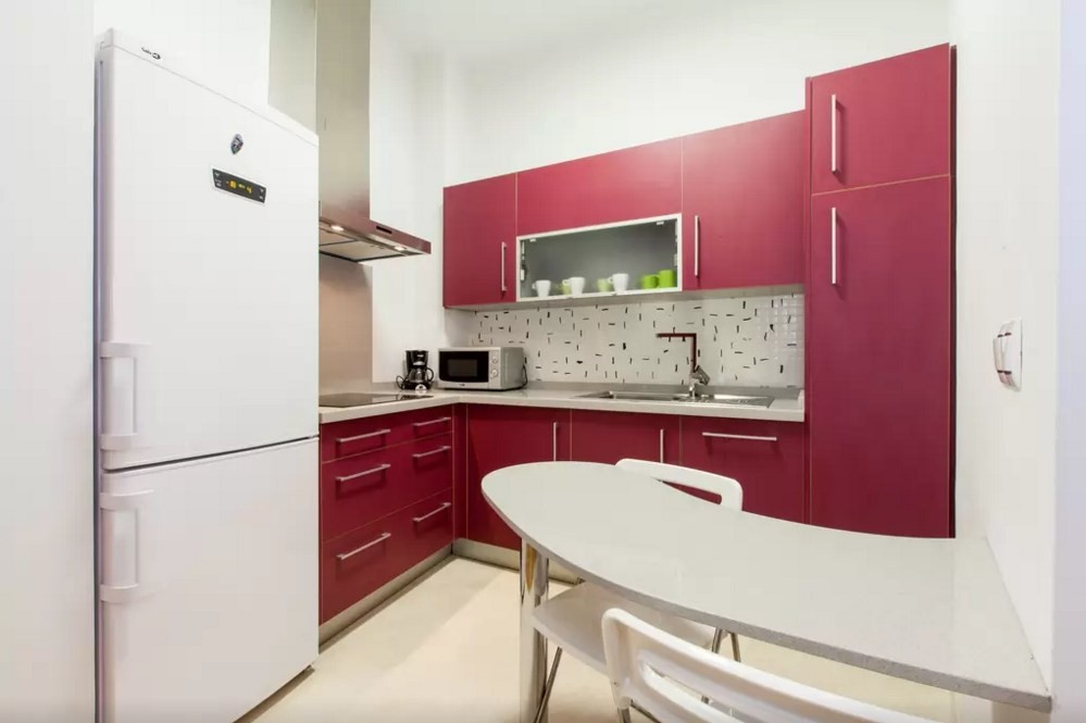 Great located central two bedroom duplex in Seville