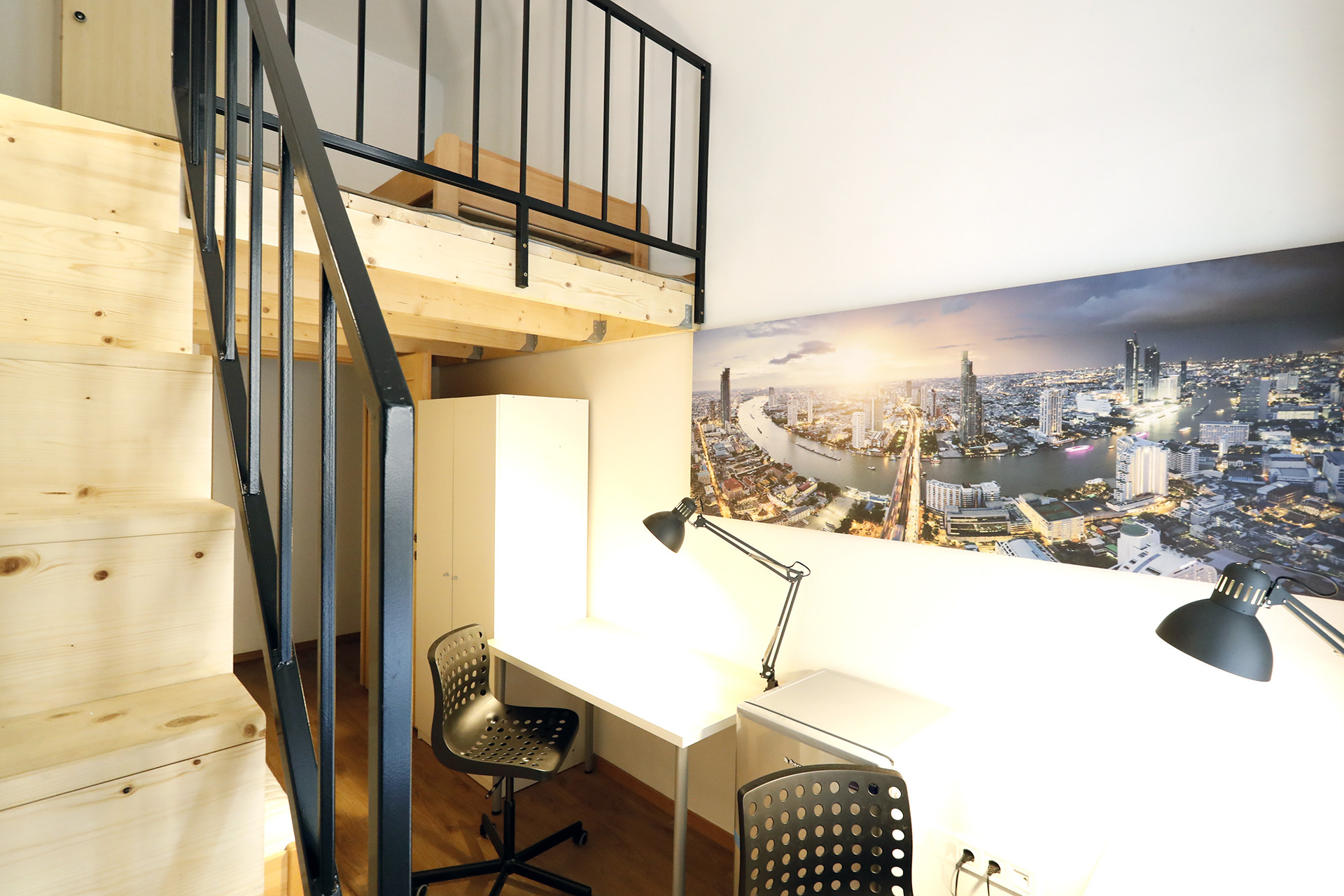 Great room for rent Budapest Downtown,