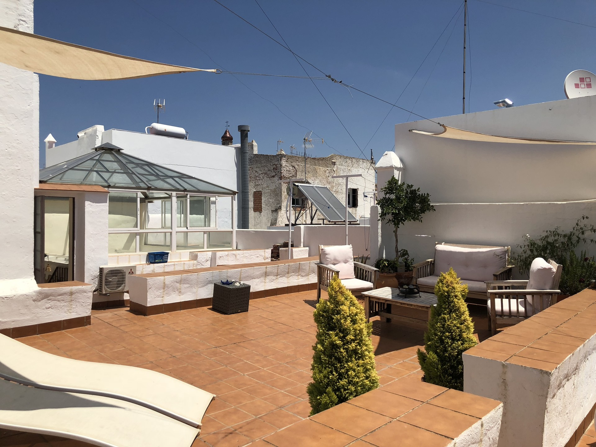 Great suite in a spacious house in Ayamonte (Huelva)
