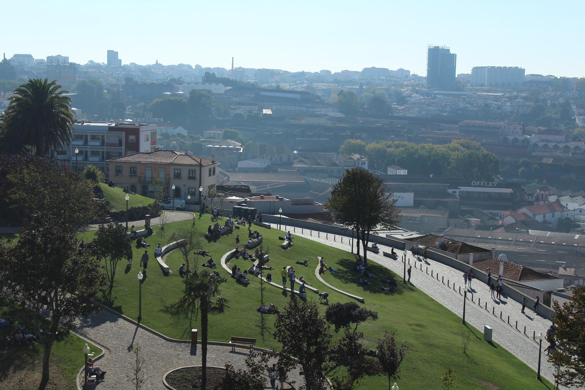 Greatest view of Porto
