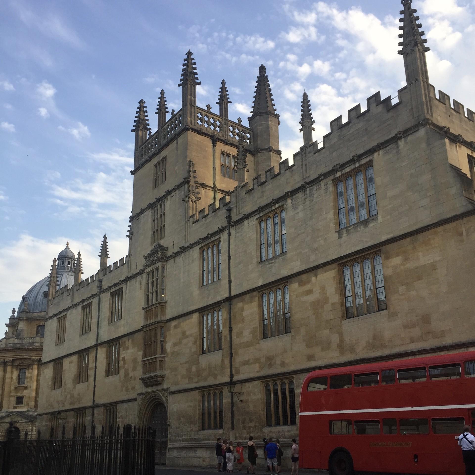 Guía para estudiantes de la A a la Z para sobrevivir a la ciudad de Oxford