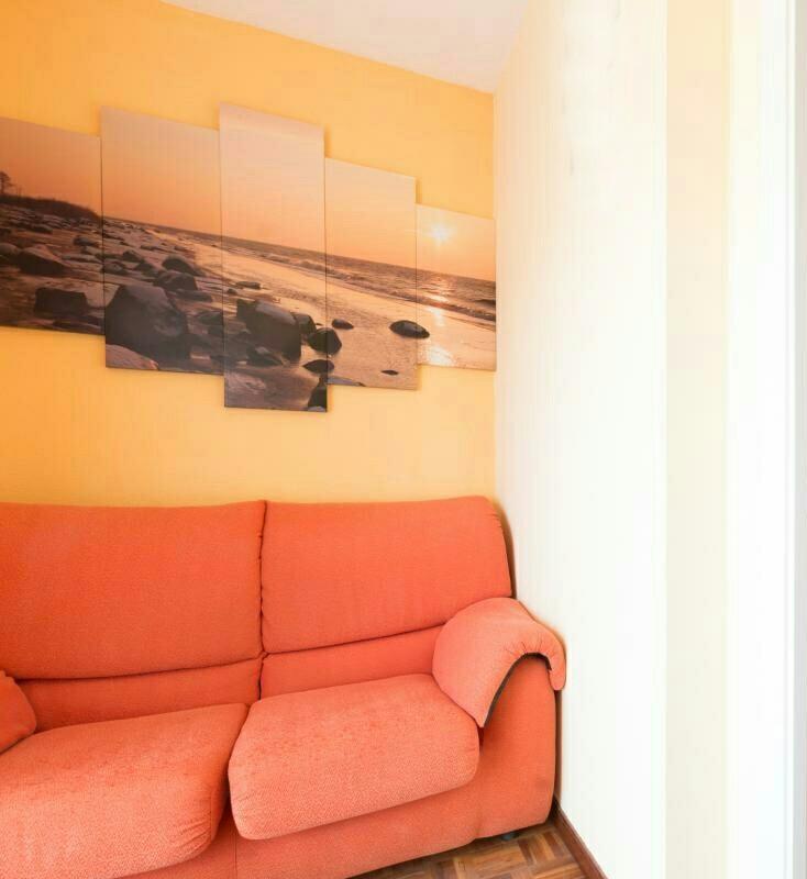 Piso En Venta En Madrid Alcalá De Henares: Habitación En El Centro De Alcala De Henares. Al Lado De