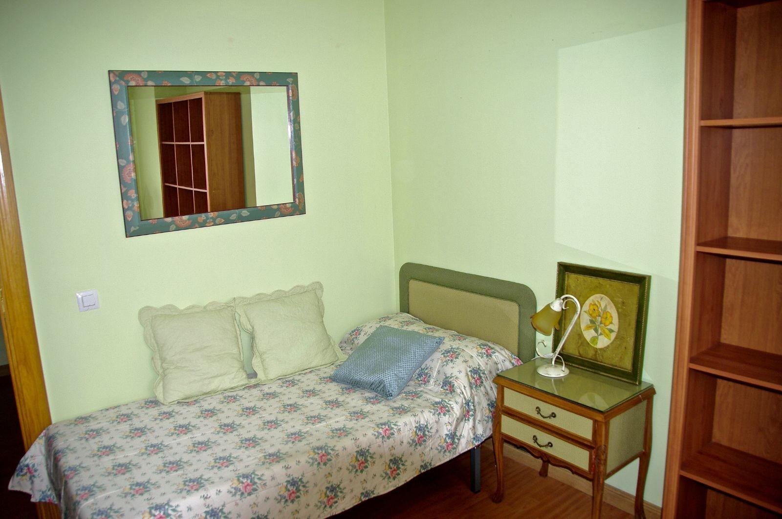 Habitacin para Chicas luminosa en Logroo Alquiler habitaciones