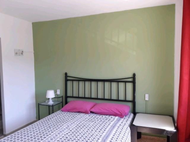 Habitación Doble Con Baño En Suite Y Cerradura En Valencia
