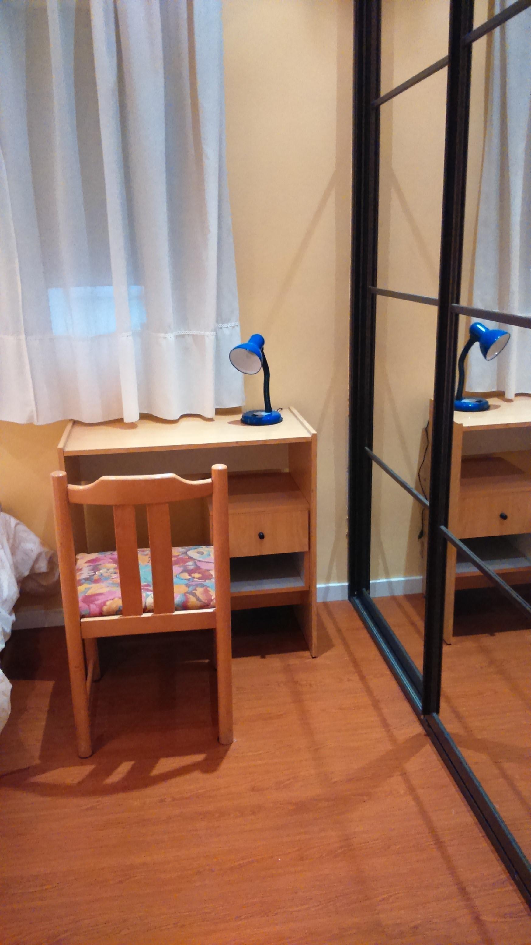 Habitaci n doble en moderno piso amplio soleado junto for Alquiler pisos madrid moncloa