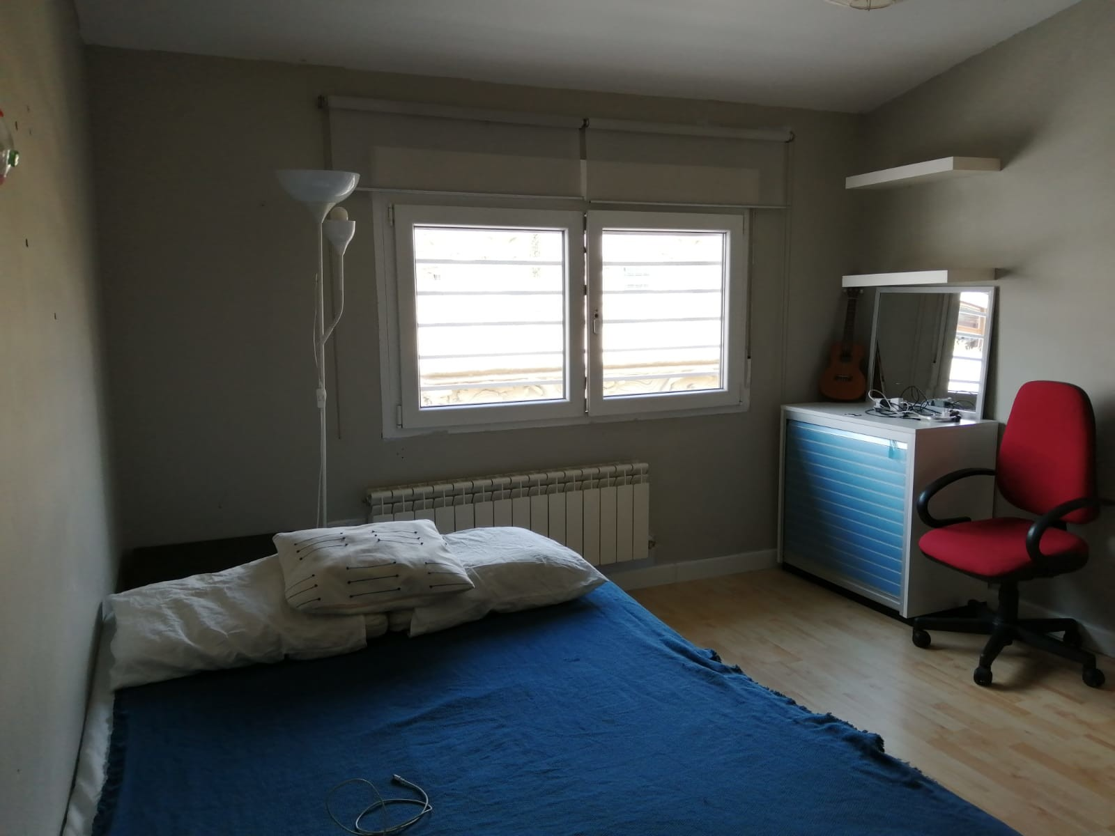 Room For Rent In 3 Bedroom Apartment In Madrid With Elevator