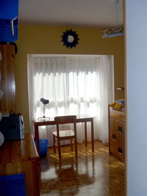 Cuartos De Bano Madrid.Habitacion Grande Y Luminosa Cuarto De Bano Privado Madrid