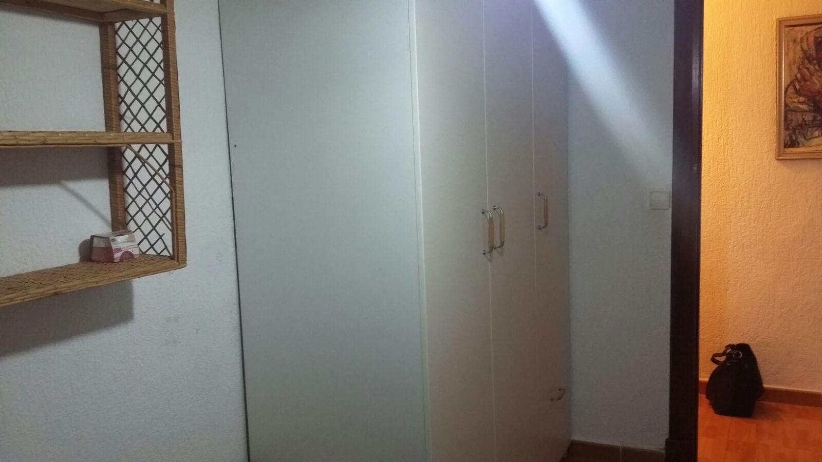 Habitacion individual muy amplia