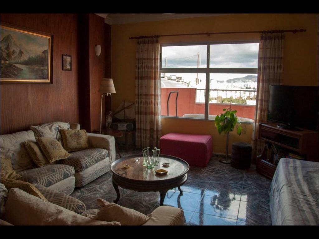 Habitación individual en ático con preciosas vistas