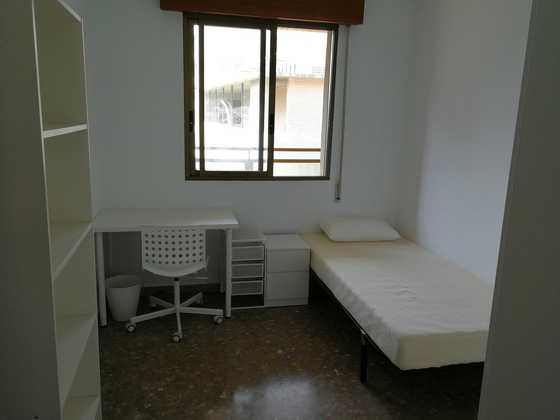 Habitacion individual en el centro de almeria con