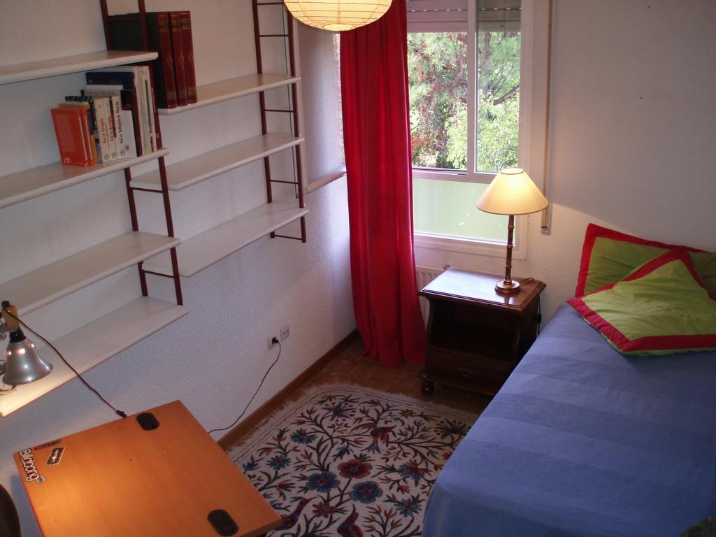 Habitaci n individual en chalet adosado alquiler - Alquiler habitaciones tres cantos ...