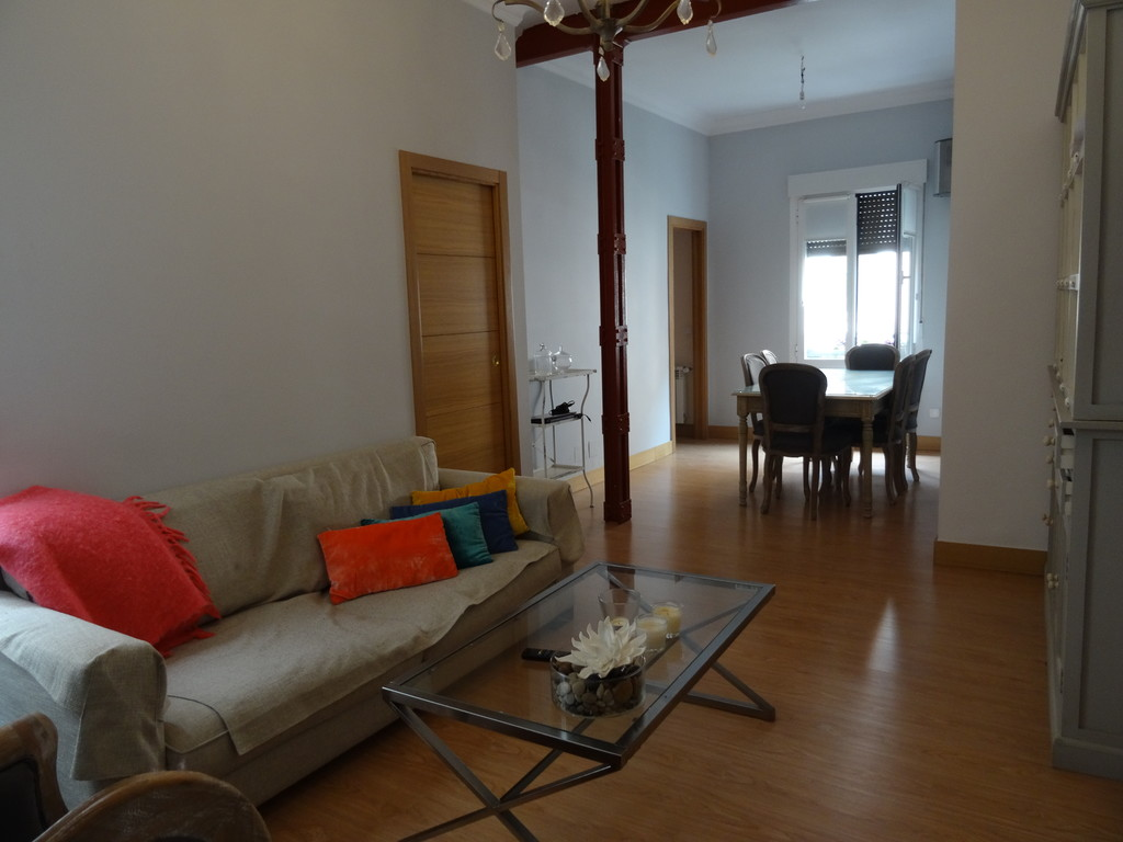 Habitaci N Individual En Piso Acogedor Madrid Barrio