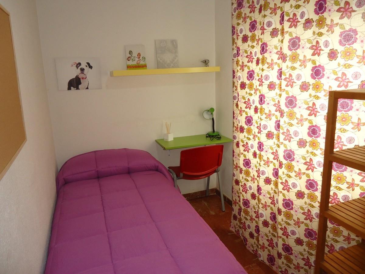 Habitación individual en piso compartido en Ciudad Jardín