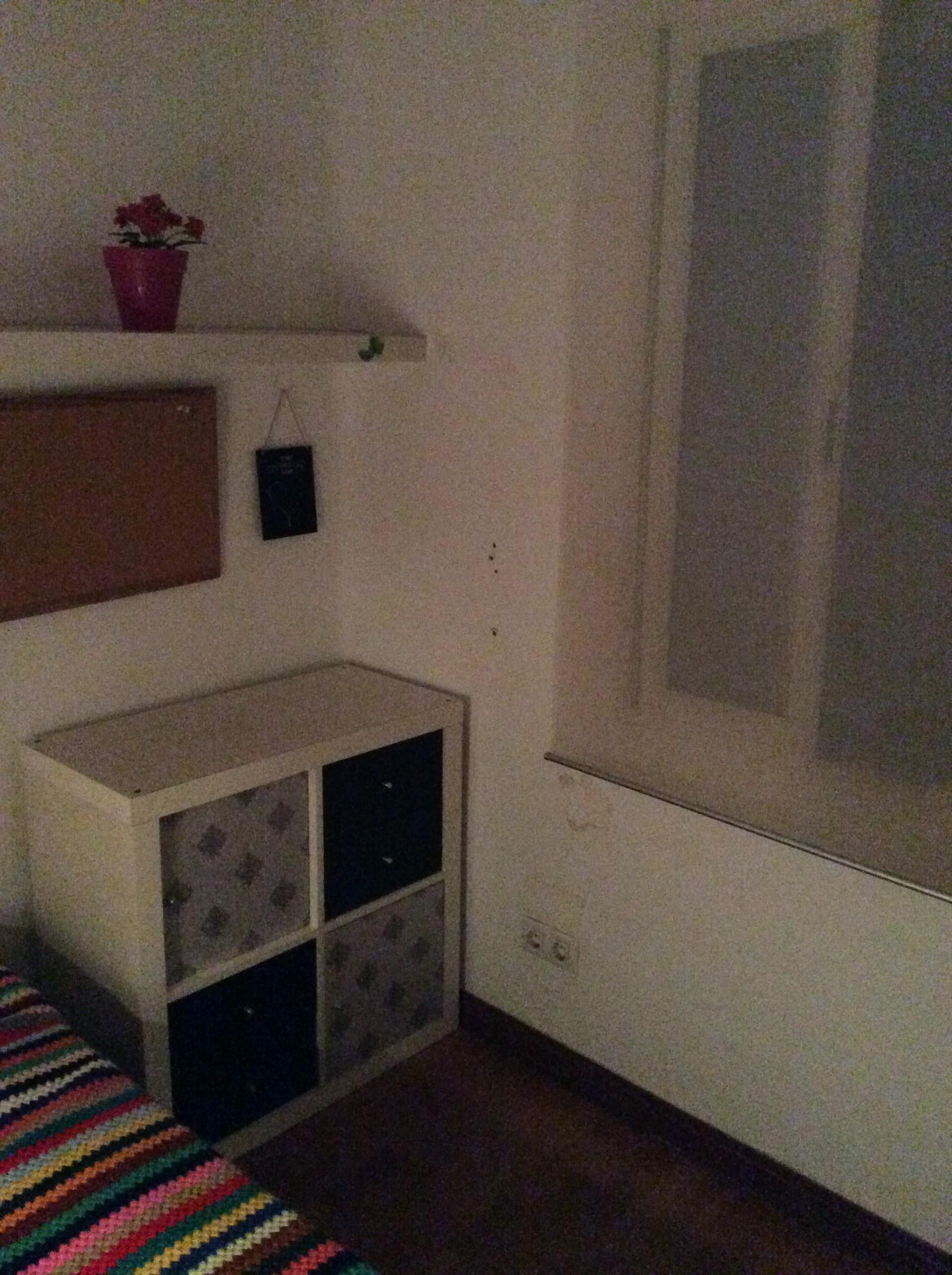 Habitación individual en piso compartido con gastos incluidos