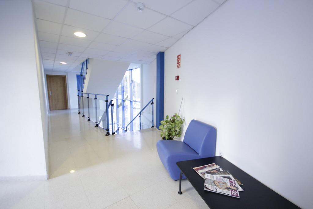 Habitacion individual en residencia de estudiantes for Residencia para estudiantes