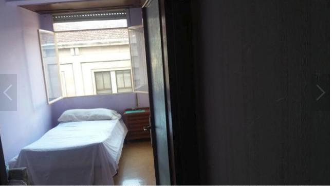 Habitación lista para entrar a vivir. Ourense