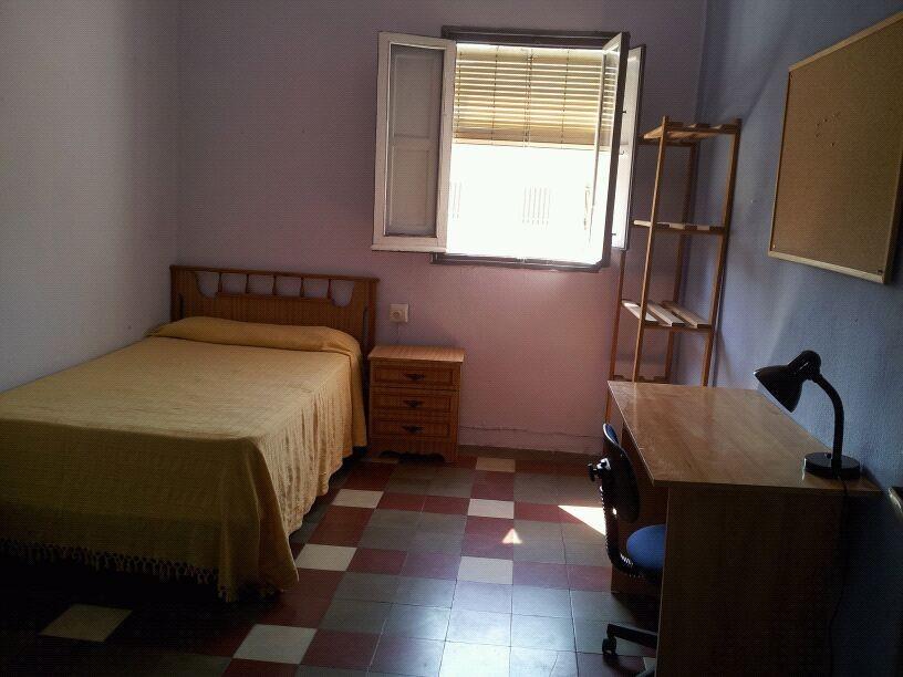 Habitaci n bonita en piso grande y luminoso alquiler for Alquilar habitacion en murcia