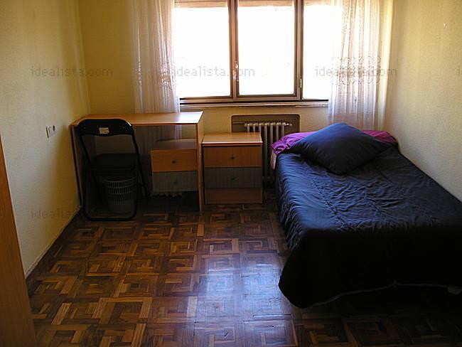 Habitacion en piso compartido en el centro de salamanca Alquiler de habitacion en piso compartido