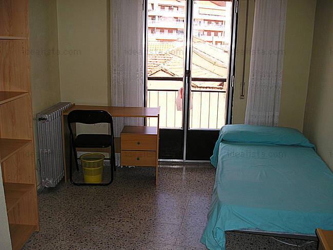 Habitacion En Piso Compartido En El Centro De Salamanca