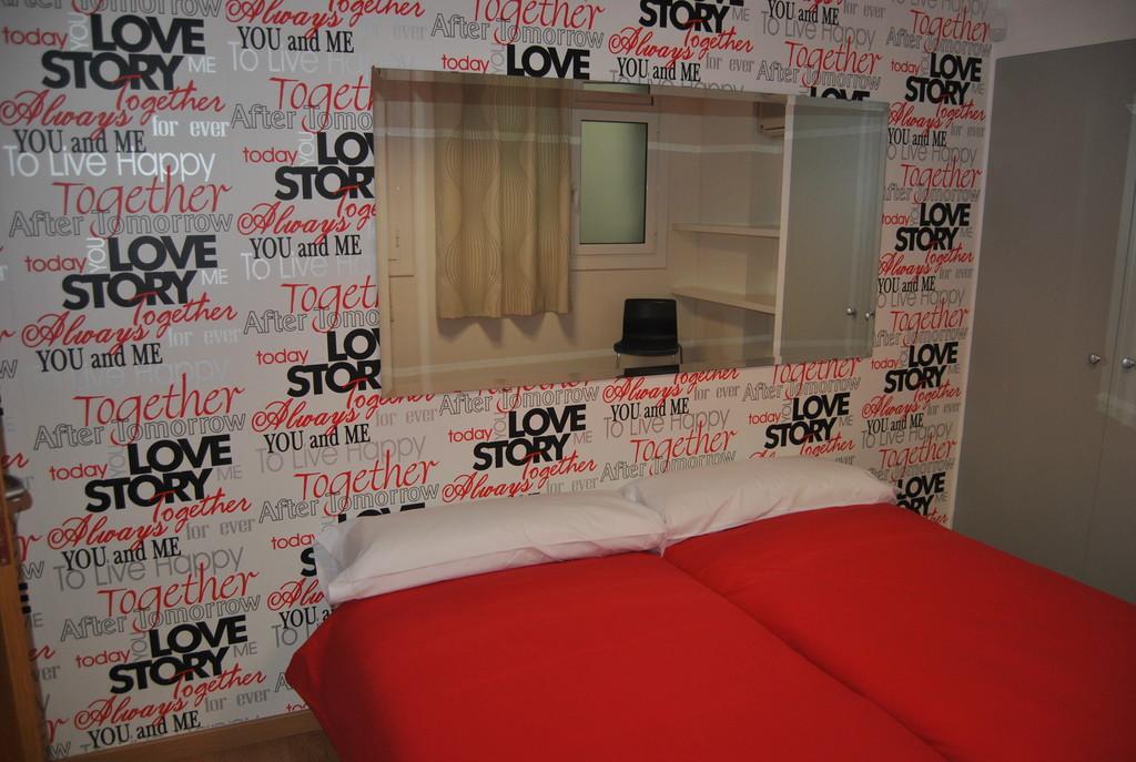 Habitacion Privada en Residencia / Private Room in a Youth Hoste