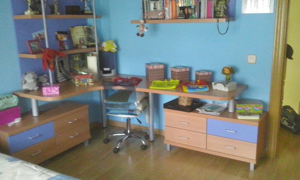 Habitaci n sencilla en vivienda particular con otras dos for Viviendas compartidas en madrid