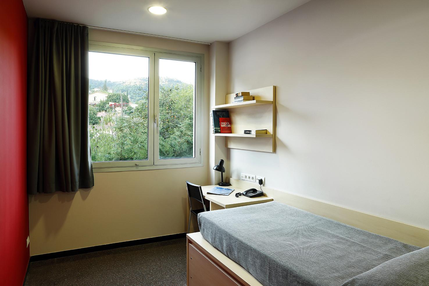 Habitación de tipo individual en Àgora BCN